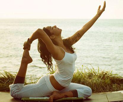 Os benefícios da prática do yoga