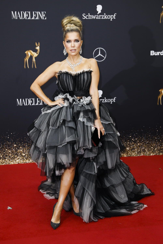 MADELEINE At Bambi Awards 2019 - Red Carpet Arrivals