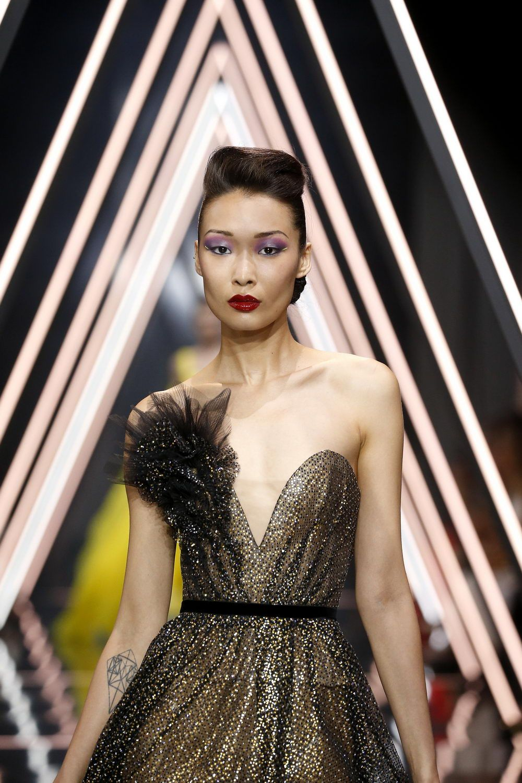 Ralph & Russo : Runway - Paris Fashion Week - Haute Couture Fall Winter 2018/2019