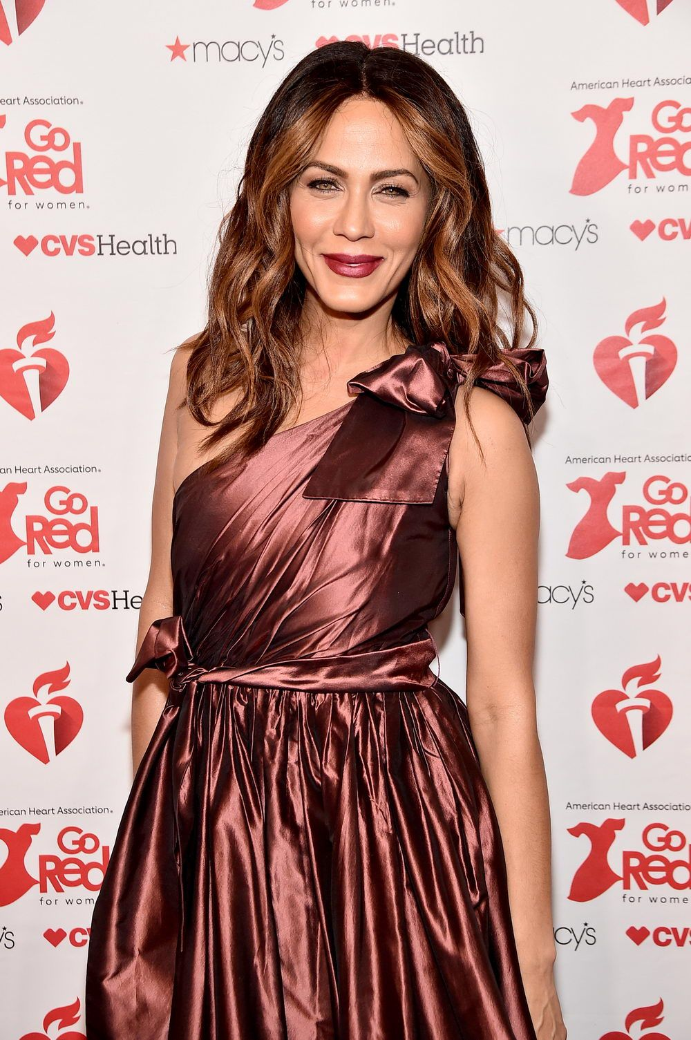 The American Heart Association's Go Red For Women Red Dress Collection 2019 Presented By Macy's - Arrivals & Front Row
