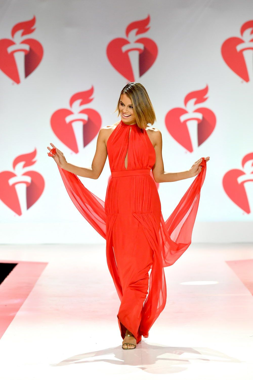 The American Heart Association's Go Red For Women Red Dress Collection 2019 Presented By Macy's - Runway