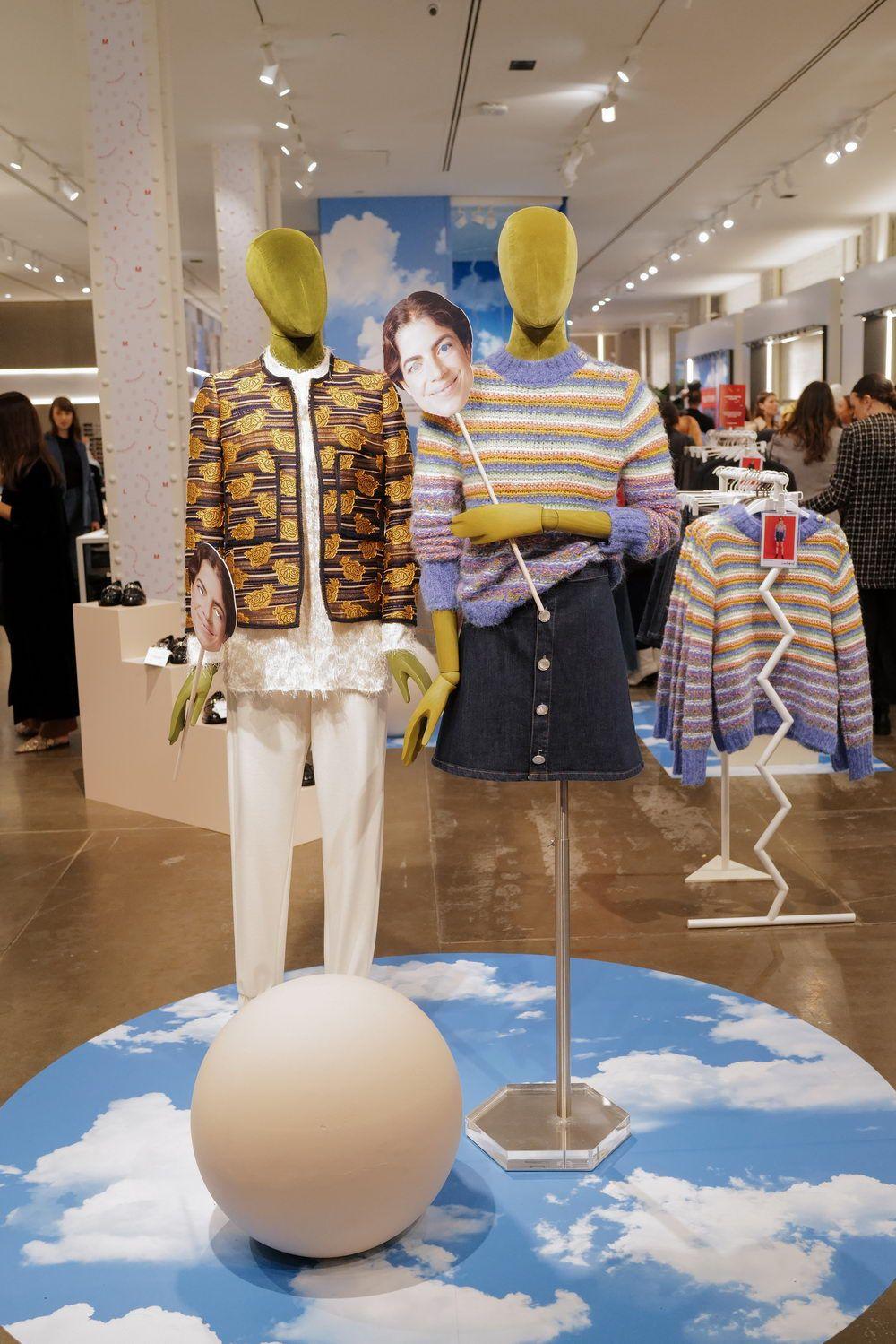 Leandra Medine x Mango:Collection Launch