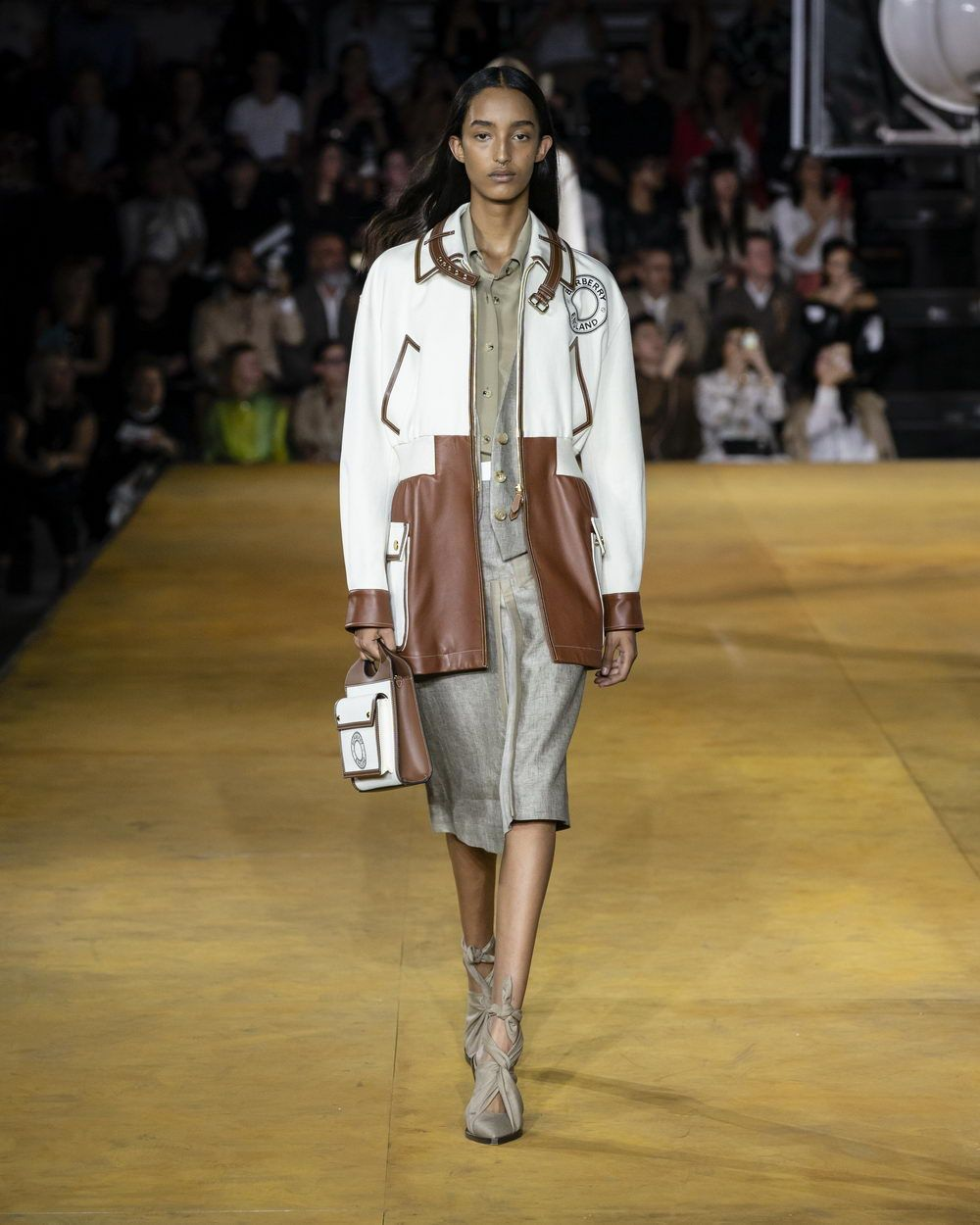 Burberry Spring_Summer 2020 Collection - Look 2_resize