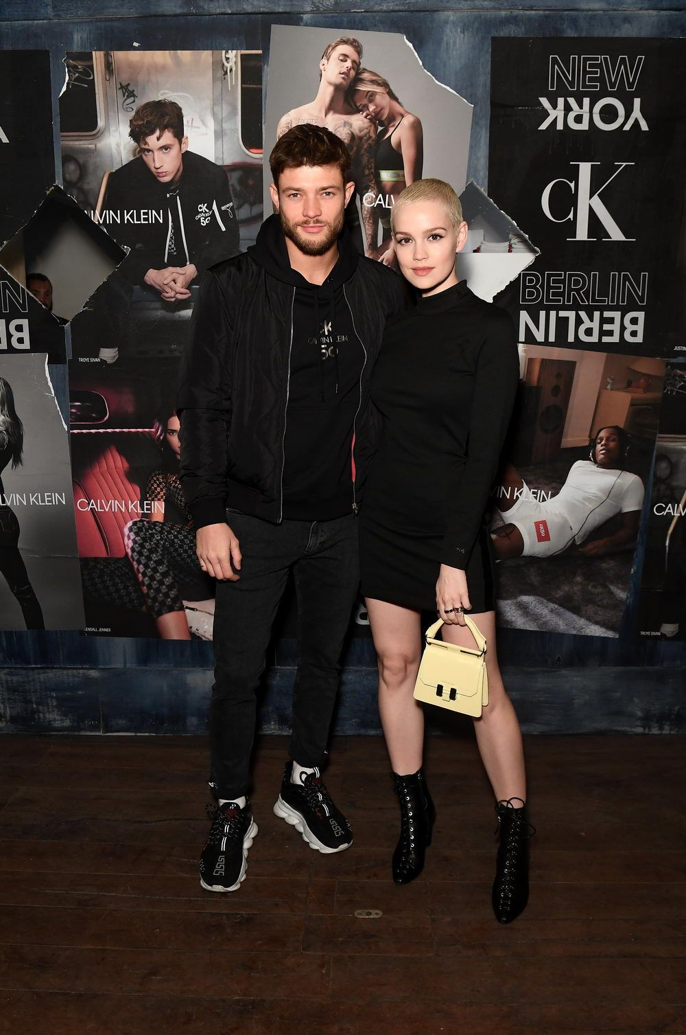 "Calvin Klein ""A Night Of Music, Discovery And Celebration"" In Berlin"