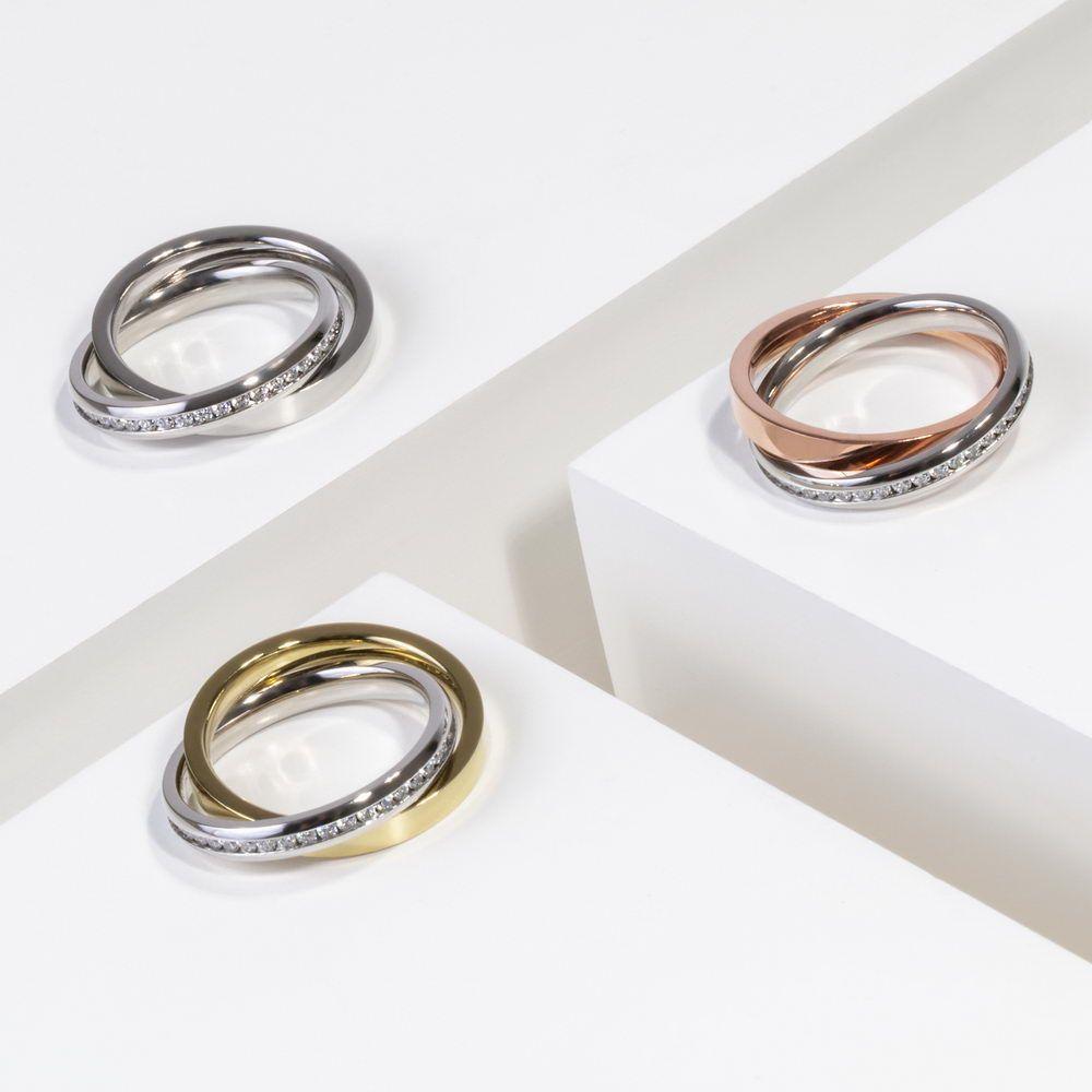 Mia Jewelry_Anel cz double com conjunto de zircónicas em aço_PVP 38€, aço dourado e rose gold_PVP 40€_resize