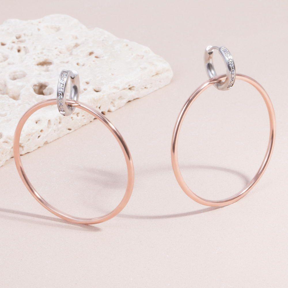 Mia Jewelry_Argolas 2 em 1 com zircónias cúbicas em aço e rose gold_PVP 42€_resize