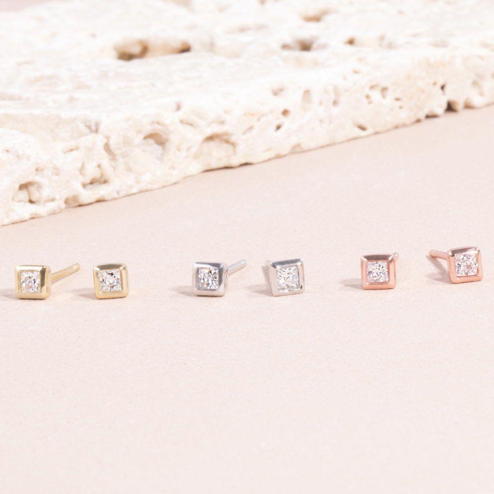 Mia Jewelry_Brincos Square Stone 4mm em aço, dourado e rose gold_PVP 24€_resize