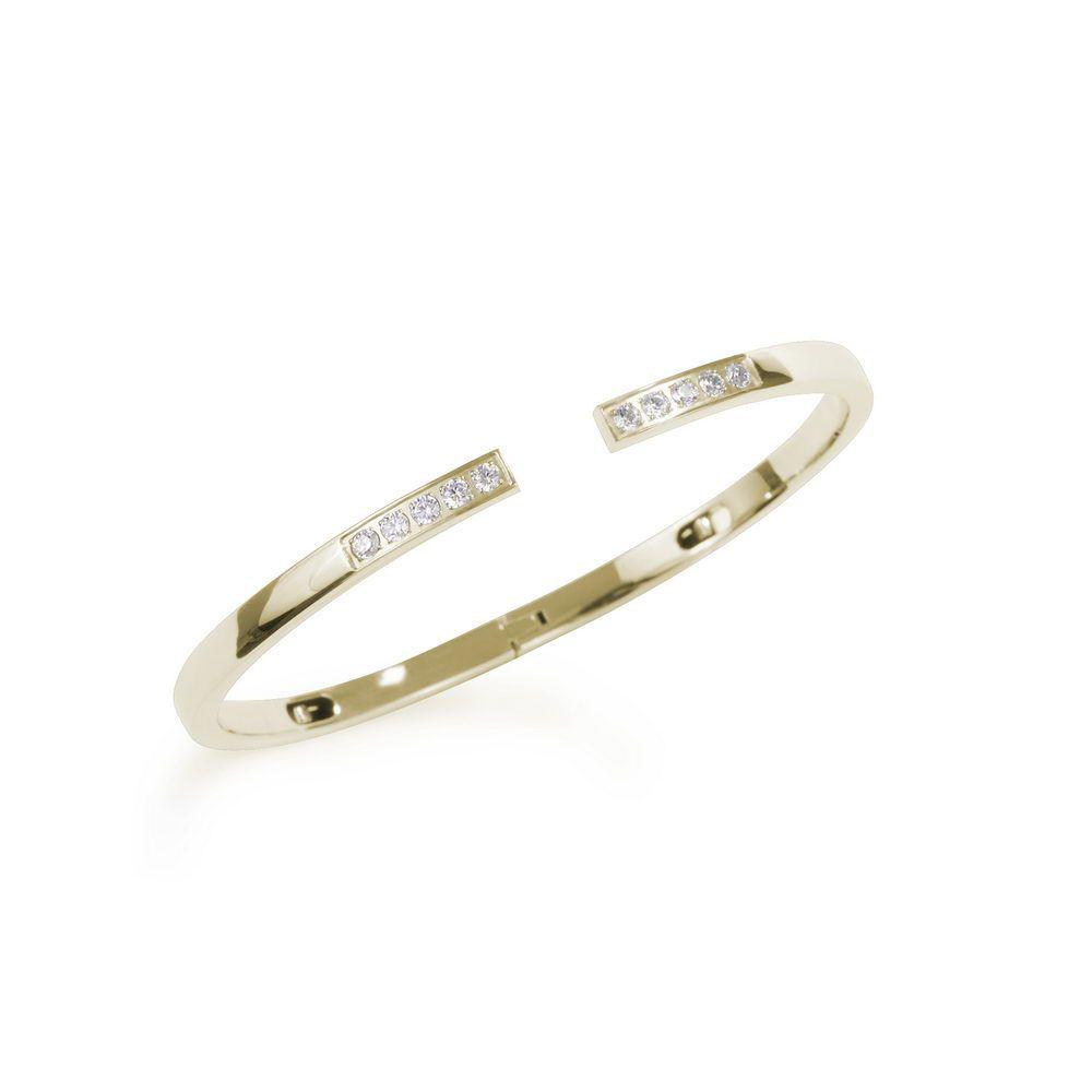 Mia Jewelry_Pulseira Open com zircónias cúbicas em aço dourado_ PVP 48€_resize
