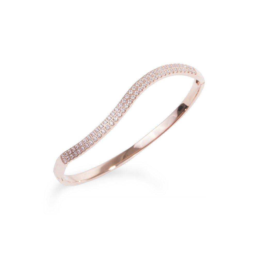 Mia Jewelry_Pulseira wave com zircónias cúbicas em aço rose gold_ PVP 54€_resize