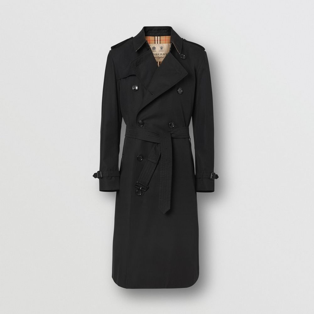 The Kensington - Trench coat Heritage longo_men_resize