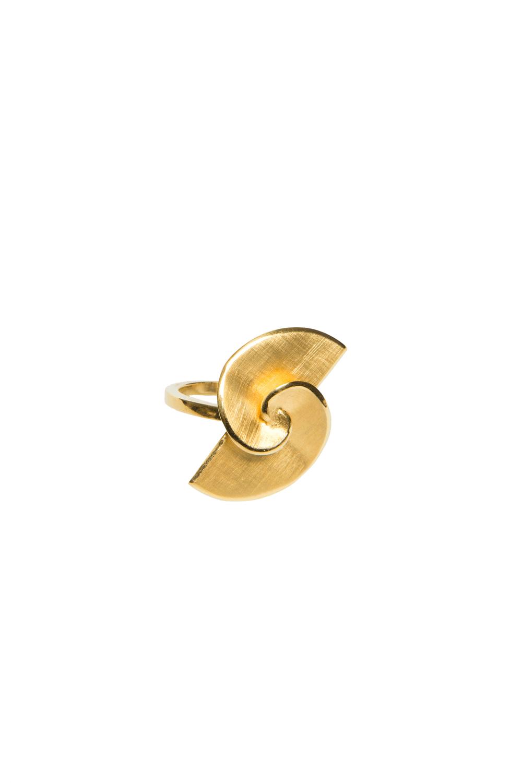 Vanglória - Anel Golden Spiral II em prata dourada PVP 147,60€_resize