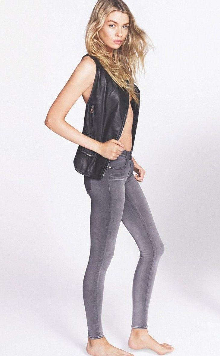 Top models de luxo para Replay Jeans