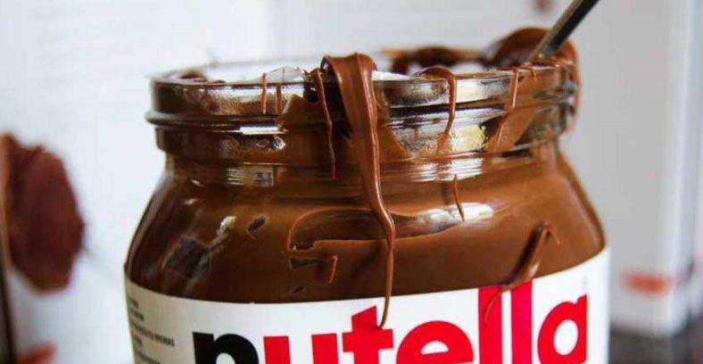 Nutella: novo produto para pintar o cabelo?
