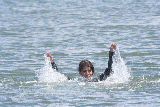 Há mar e mar, há ir e voltar: conselhos para estar na água em segurança