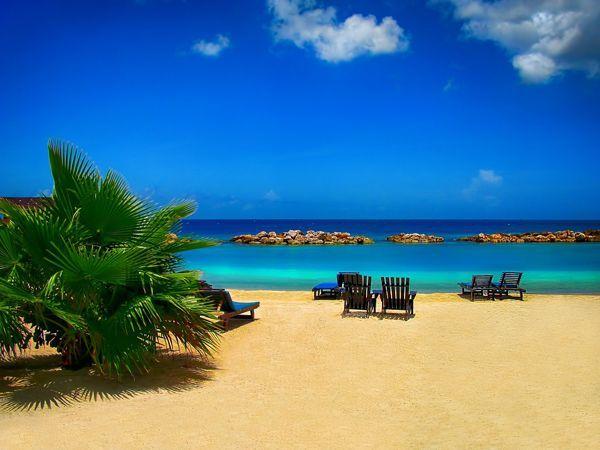 Praia = Beleza