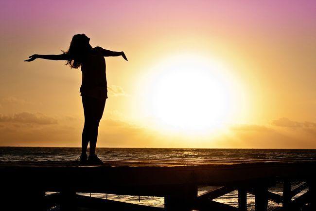 Para estares sempre linda antes e depois do sol