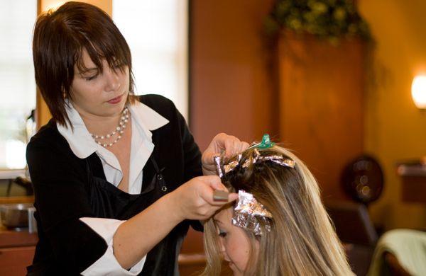 Dar vida ao cabelo