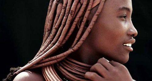 Nalgumas culturas africanas a magreza é excluída
