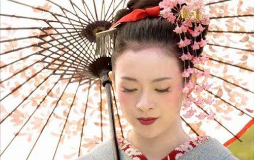 No Japão a pele branca é considerada um sinal de beleza