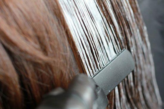 Se tem tempo, porque não tratar do cabelo em  casa?