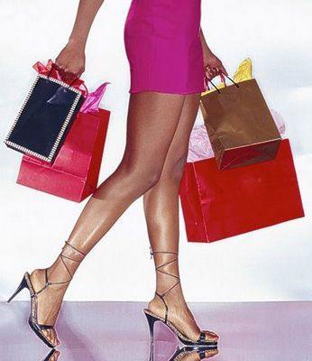 Ir às compras: o desejo primitivo