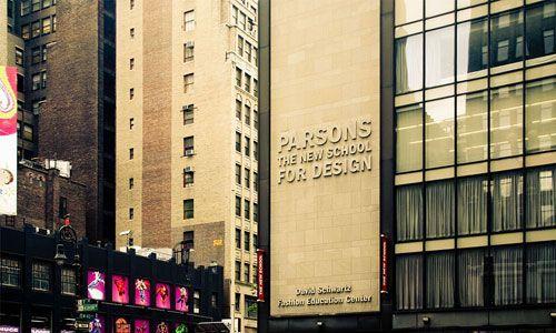 ParsonsSchool - Nova York