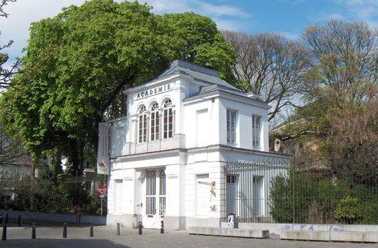 Royal Academy of Fine Arts - Antuéripa, Bélgica