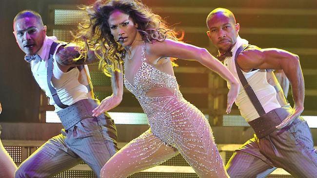Jennifer Lopez - a cantora que queria ser actriz