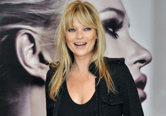 Kate Moss: novo rosto da Nikkie