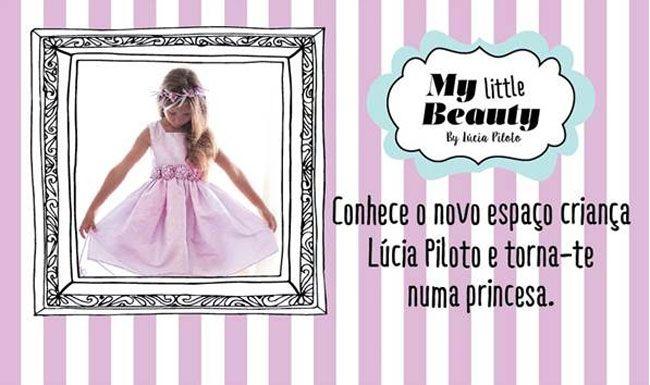 My Little Beauty by Lúcia Piloto