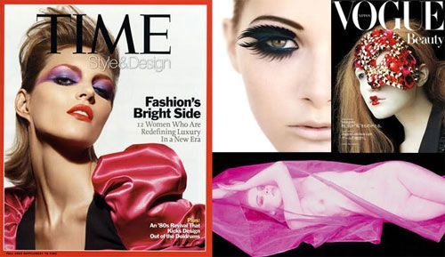 A mulher é cada vez mais considerada na moda como símbolo sexual