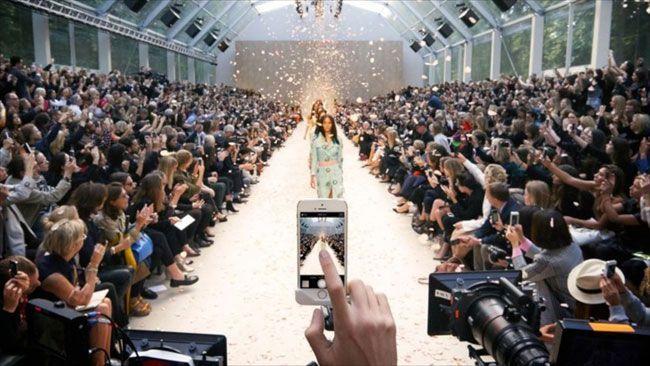 Moda e os órgãos comunicação social