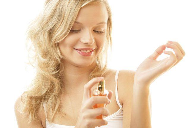 O perfume e a arte de se perfumar