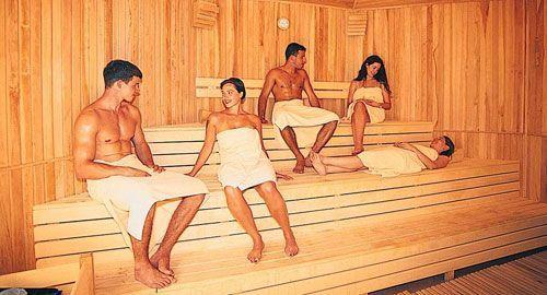 A sauna quando praticada de forma regular é bastante saudável