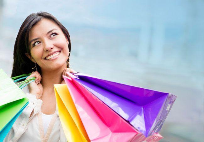 """És uma compradora compulsiva ou """"shopaholic""""?"""