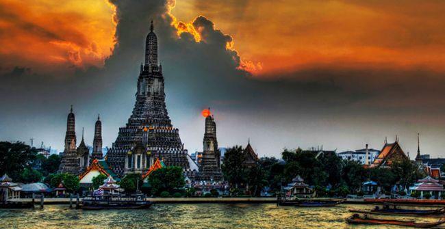 Tailândia: um paraíso que nos fará vibrar