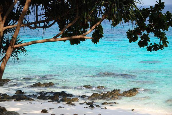 Tailândia: praias paradisíacas