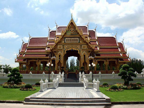 Monumento Budista