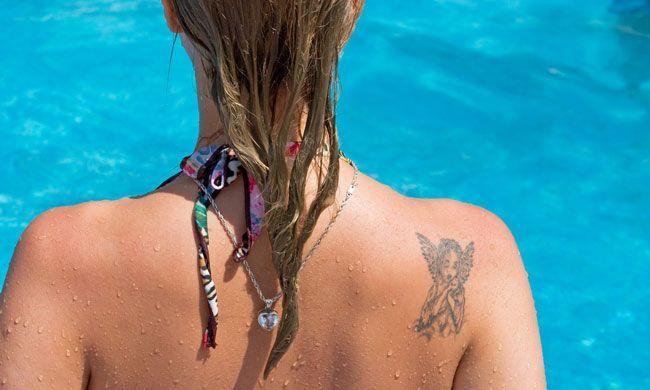 Tatuagem: pessoal e intransmissível