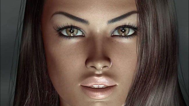 Mulher virtual ou a nova mulher perfeita