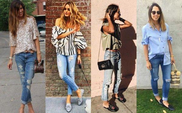 Os skinny jeans tornaram-se parte na nossa vida