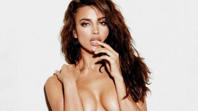 Irina Shayk e os seus momentos eróticos