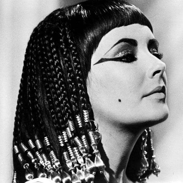 Greta Garbo em Cléopatra