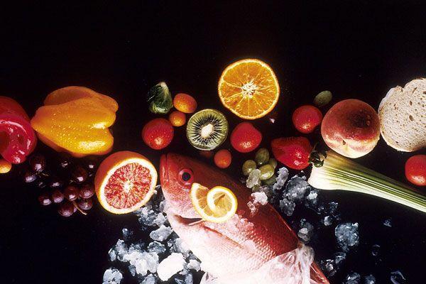 Fontes de cada vitamina