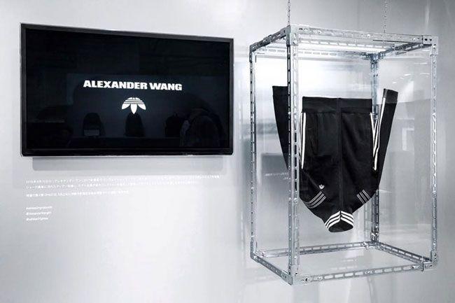 2.0: Segunda parceria entre a Adidas e Alexander Wang
