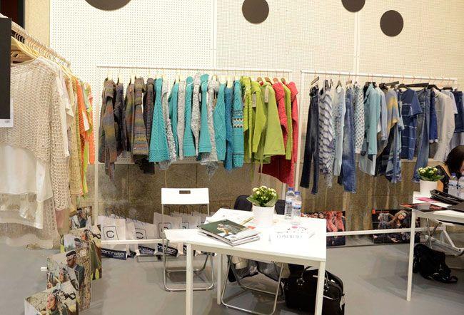 Coleções do Portugal Fashion expostas no Showroom Brand Up