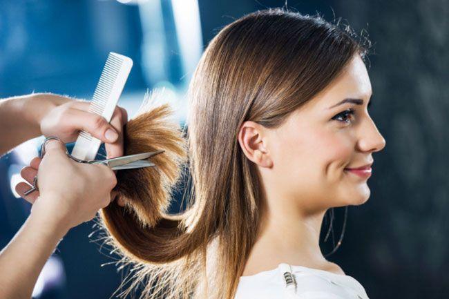 Sim, estes indícios dizem que tens de cortar o cabelo