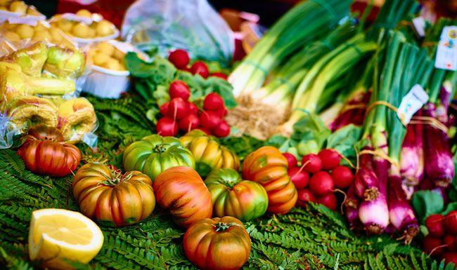 Factores essenciais para uma dieta equilibrada