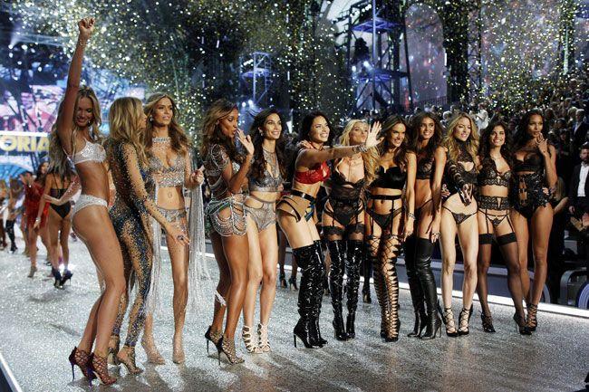 Xangai acolhe próximo Victoria's Secret Fashion Show