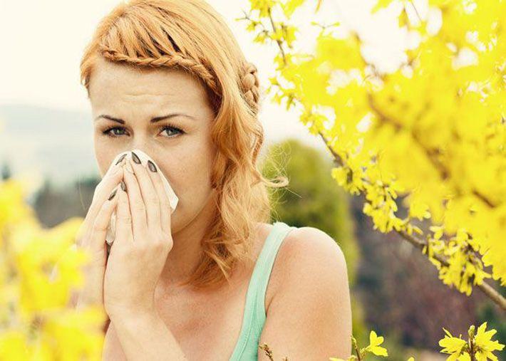 Acaba com as alergias antes que elas acabem contigo